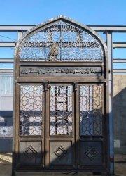 در مسجد توفیق حضرت آیت الله کوهستانی