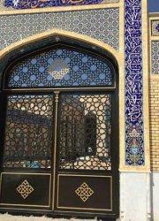 درب های ورودی مسجد دانشگاه مرودشت شیراز