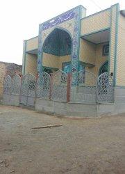 نمونه طرح های گره چینی آهنی مسجد امام محمد تقی (ع)